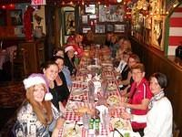 LOH Christmas party at Buca Di Beppo, Wednesday, December 12 2012