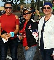 2018 Memorial Day Ride to Florida National Cemetery; Bushnell FL.