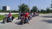 Non Chapter Ride , July 4 2012